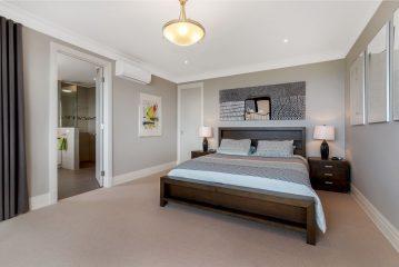 Upstairs - Master Bedroom